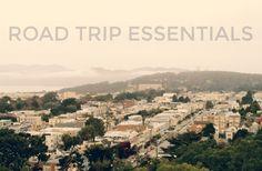 Nine road trip essentials