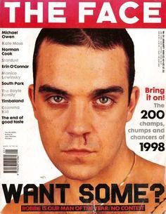 Robbie Williams Magazine Cover Photos - List of magazine covers featuring Robbie Williams - Page 6