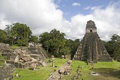 Tikal du Guatemala