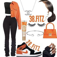 Cute Lazy Outfits, Baddie Outfits Casual, Swag Outfits For Girls, Teenage Girl Outfits, Cute Swag Outfits, Hipster Outfits, Teenager Outfits, Dope Outfits, Teen Fashion Outfits