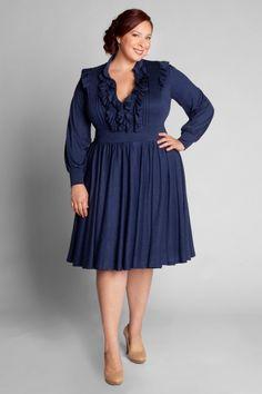 cutethickgirls.com plus size day dresses (19) #plussizedresses