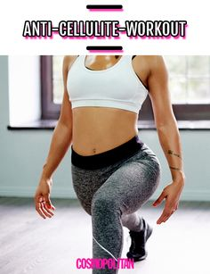 Vier Bein-Übungen für zuhause, mit denen du Cellulite vorbeugst