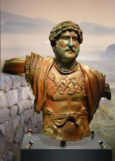 Hadrian: An Emperor Cast in Bronze, Israel Museum | by Following Hadrian