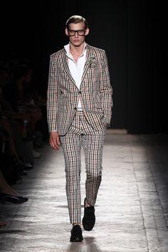 DAKS Menswear Spring/Summer 2013 - http://olschis-world.de/  #DAKS #Menswear #Fashion