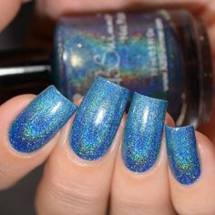 KBShimmer HHC Exclusives August 2017 That Goes Without Cyan