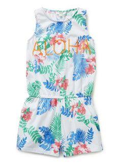 Girls Dresses & Tunics | Aloha Onsie | Seed Heritage