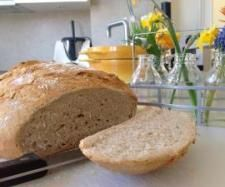 Rezept Französisches Brot im Bräter / Pain à la Cocotte von ankypanky - Rezept der Kategorie Brot & Brötchen