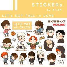 YG FAMILY CHIBI on Pinterest | 2ne1, Bigbang and Fanart