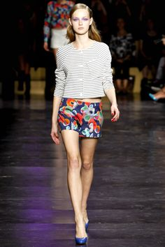 spring 2012 ready-to-wear Cacharel