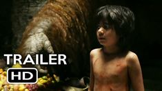The Jungle Book Official Trailer #1 (2016) Scarlett Johansson Live-Actio...