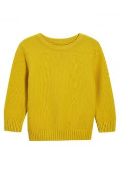 Next - Strickpullover - yellow
