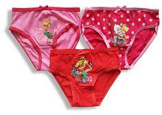 Dievčenské spodné nohavičky - CILILING http://www.milinko-oblecenie.sk/detske-spodne-pradlo-disney/
