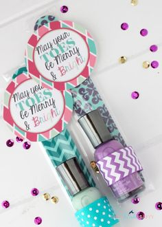 Quick Holiday Gift (and free tag)!