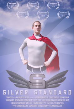 Action Poster for the Silver Standard