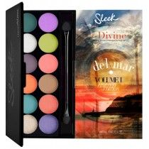 Κομψό μακιγιάζ - Eyeshadow Palette - i-Divine - Del Mar Τόμος 1 - Limited Edition