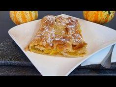 Placinta cu dovleac cu foi fragede de casa - YouTube Apple Pie, Lasagna, French Toast, Breakfast, Ethnic Recipes, Desserts, Food, Youtube, Sweets
