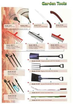 Garden Tools ** Want To Know More, Click On The Image.