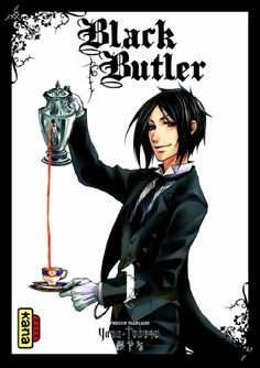 Black Butler, Vol. 1  Manga