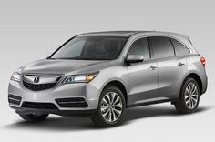 New York: 2014 Acura MDX Crossover Debuts — Auto Trends Magazine Best Small Suv, Crossover Suv, Mid Size Suv, Used Car Parts, Trends Magazine, Luxury Suv, Automotive News, Top Cars, Car Videos