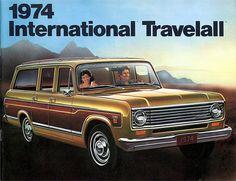 1974 International Travelall ad