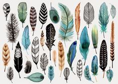 margaret berg feathers - Google Search
