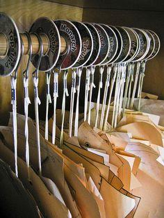 Sewing Patterns Organized