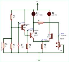 it is a simple touch switch circuit diagram which glows the led when rh pinterest com