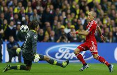 #robben La final en imágenes: reviva el emocionante duelo entre Bayern y Borussia en Wembley