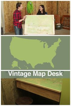 How to Dress Up a Kid's Desk with Vintage Map-Top (featuring @lauriemarchhome) >> http://www.ulive.com/video/dress-up-a-kids-desk-with-vintage-map-top