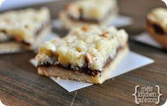 Nutella-Scotchie-Mallow Bars