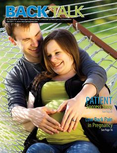 Back Pain and Pregnancy & Information about EMG/NCS,    View the past issues of Resurgens' Back Talk Magazine.