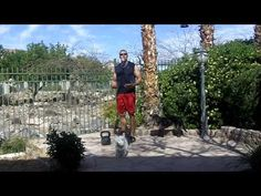 ▶ Double Kettlebell Swing Technique And Applications By Mike Mahler - YouTube