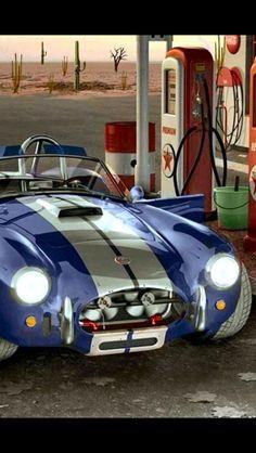 1967 427 cobra