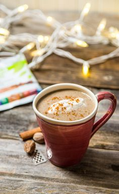 Warm Rooibos Tea Shake: This warm tea smoothie is creamy, rich tasting, and yet oh-so nutrient dense. Vanilla bean adds a decadent flavour, and makes this drink feel like a luxurious treat. It's a perfect swap for your regular tea latte.