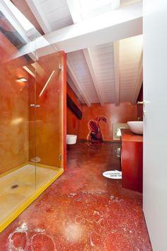 Pavimenti in-resina | dega-art #Revestimientos #DecoraciónDeInteriores #Interior #Resin #epoxi #InteriorDesign #Gobbetto #glossy #epoxiresin #decoration #floor #resinart #resinfloor #epoxiflooring