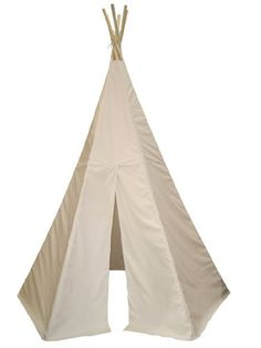 The Great Plains Teepee has an authentic Native American design with fire resistant fabric. Place inside our out to change the surrounding for more imaginary play. The Great Plains Teepee has an authentic Native American design Eclectic Kids Decor, Toddler Toys, Kids Toys, Indian Teepee, Canvas Teepee, Indoor Playhouse, Plain Canvas, Decoration Stickers, For Elise