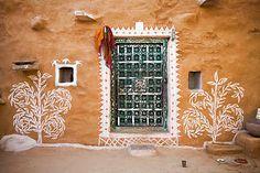 Near Jaisalmer, Rajasthan, India by Jim Nilsen