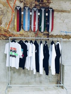 Dover Street Market celebrates 10 years this month with Palace Skateboards - read about it on the blog