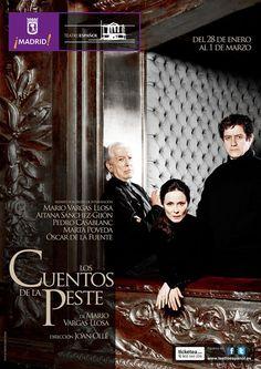 LOS CUENTOS DE LA PESTE en el Teatro Español