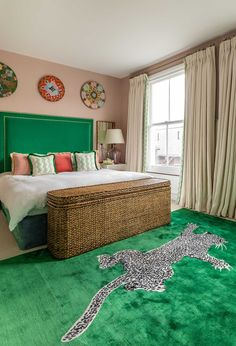 Events Director - Barlow & Barlow Calm Bedroom, Bedroom Decor, Bedroom Green, Master Bedroom, Room Accessories, New Room, Home Fashion, House Colors, Pink Walls