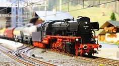 Märklin #37040.Franco-Crosti Boiler.BR50 4005