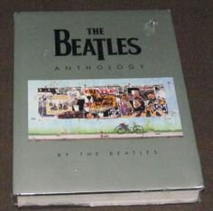 THE BEATLES ANTHOLOGY Book New and Sealed Hardcover MINT HC Rock Band History