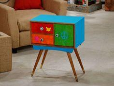 Manualidades y Artesanías | Mueble tapizado | Utilisima