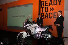 KTM Super Adventure 1290 | nivel-C Ktm Motorcycles, Super Adventure, Racing, Adventure, Running, Auto Racing