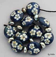 DSG Beads  Artisan Debbie Sanders Glass Beads Handmade