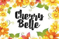 Cherrybelle by artimasa on @creativemarket