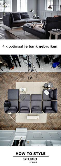 STUDIO by IKEA - Uitgelicht: de juiste verlichting in je woonkamer ...