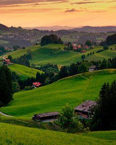 St. Anton, Appenzellerland | Switzerland (by Peter Boehi)