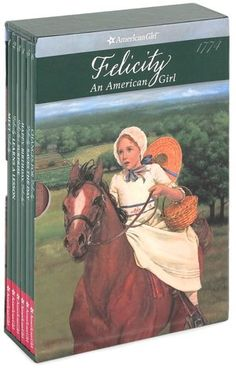 One of my first books obsessions. The American Girls paved way to my book obsessions.
