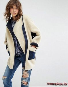 Buy Maison Scotch Teddy Cocoon Coat at ASOS. Get the latest trends with ASOS now. Coats For Women, Jackets For Women, Elisa Cavaletti, 2016 Fashion Trends, Sheepskin Coat, Summer Jacket, Workwear Fashion, Shearling Coat, Outerwear Women